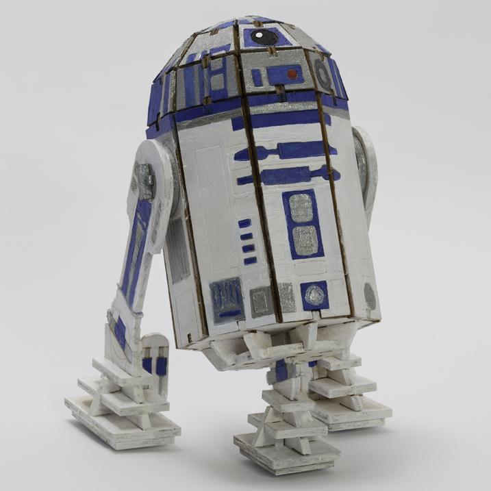 R2-D2   Puzzle 3D Star Wars Incredibuilds