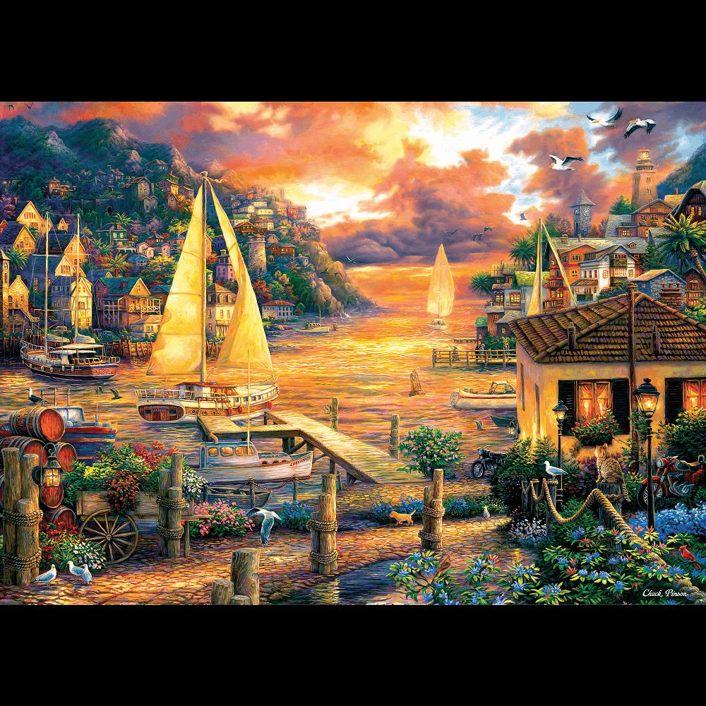 Catching Dreams | Puzzle Trefl 6000 Piezas