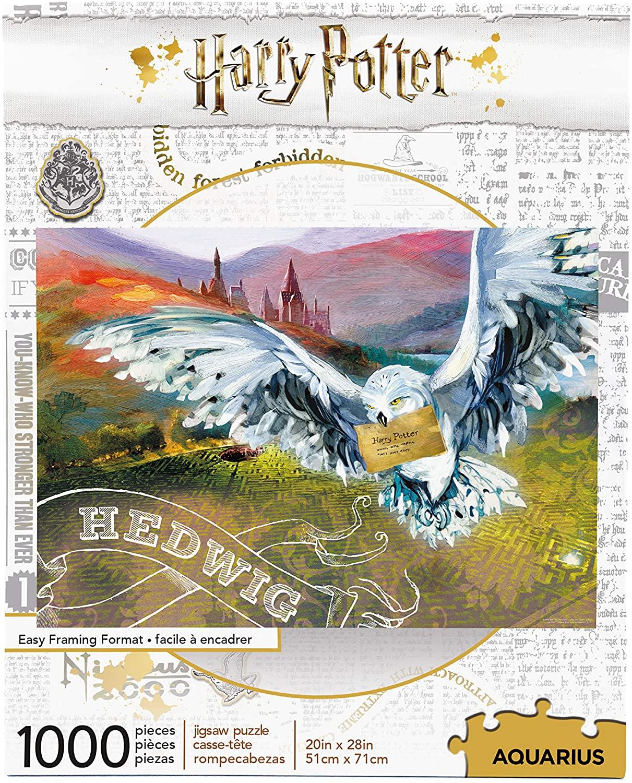 Harry Potter Hedwig   Puzzle Aquarius 1000 Piezas