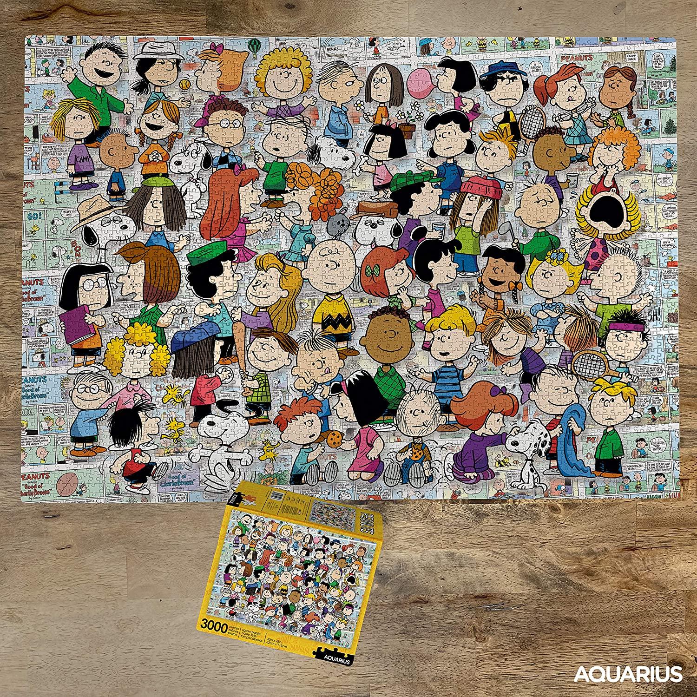 Snoopy   Puzzle Aquarius 3000 piezas