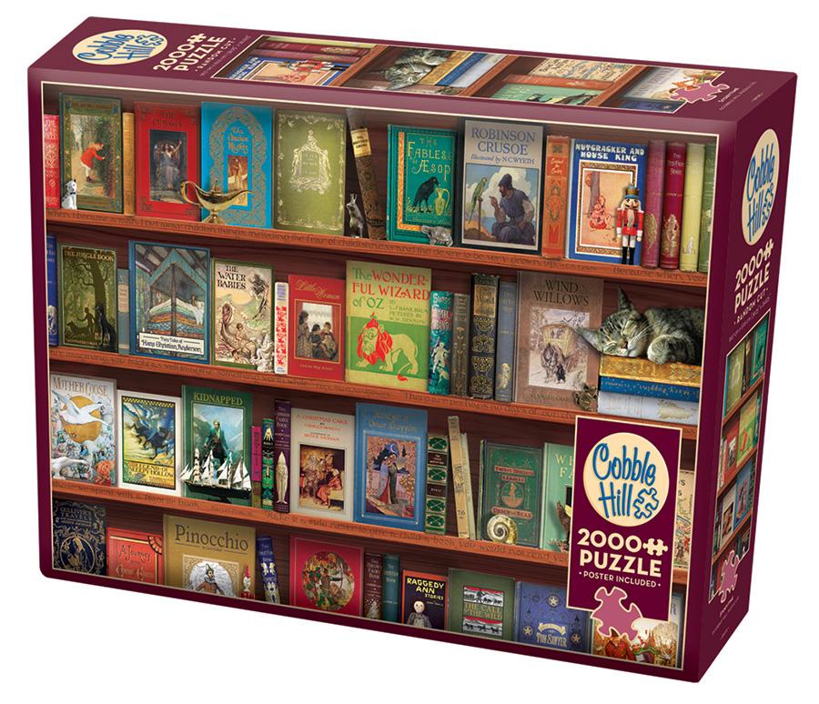 Storytime | Puzzle Cobble Hill 2000 Piezas