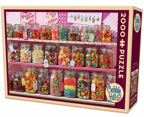 Candy Store | Puzzle Cobble Hill 2000 Piezas