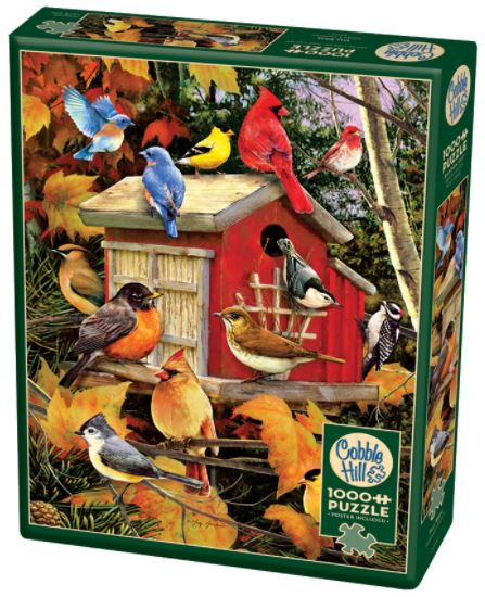 Fall Birds   Puzzle Cobble Hill 1000 Piezas