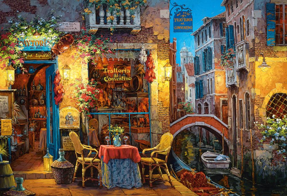 Nuestro Lugar Especial en Venecia | Puzzle Castorland 3000 Piezas
