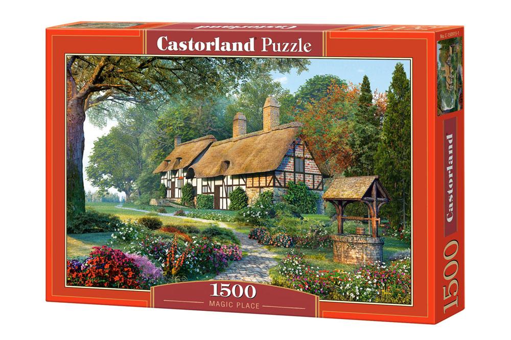 Lugar mágico | Puzzle Castorland 1500 Piezas