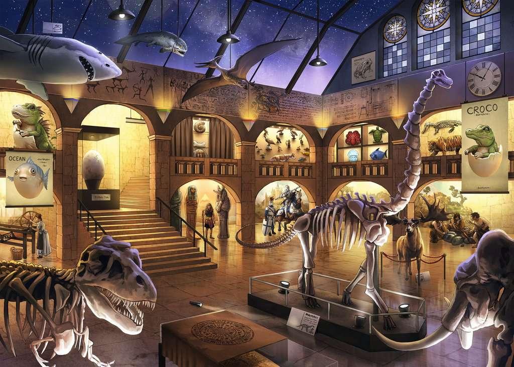Museo misterioso   Escape Puzzle Kids Ravensburger 368 Piezas