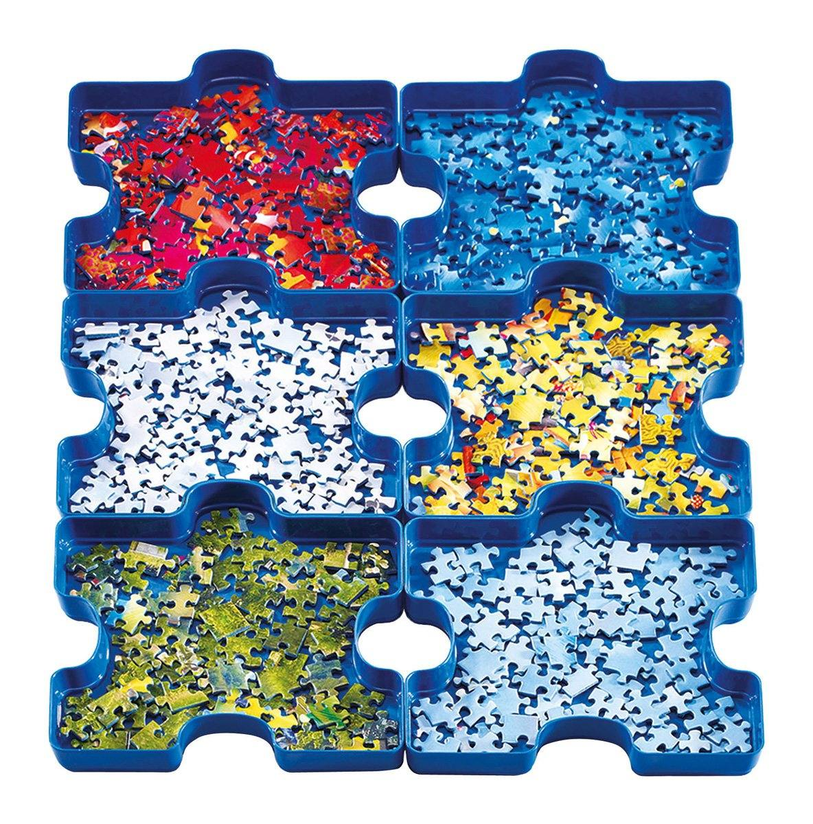 Organizador para Piezas | Accesorio Puzzles Ravensburger