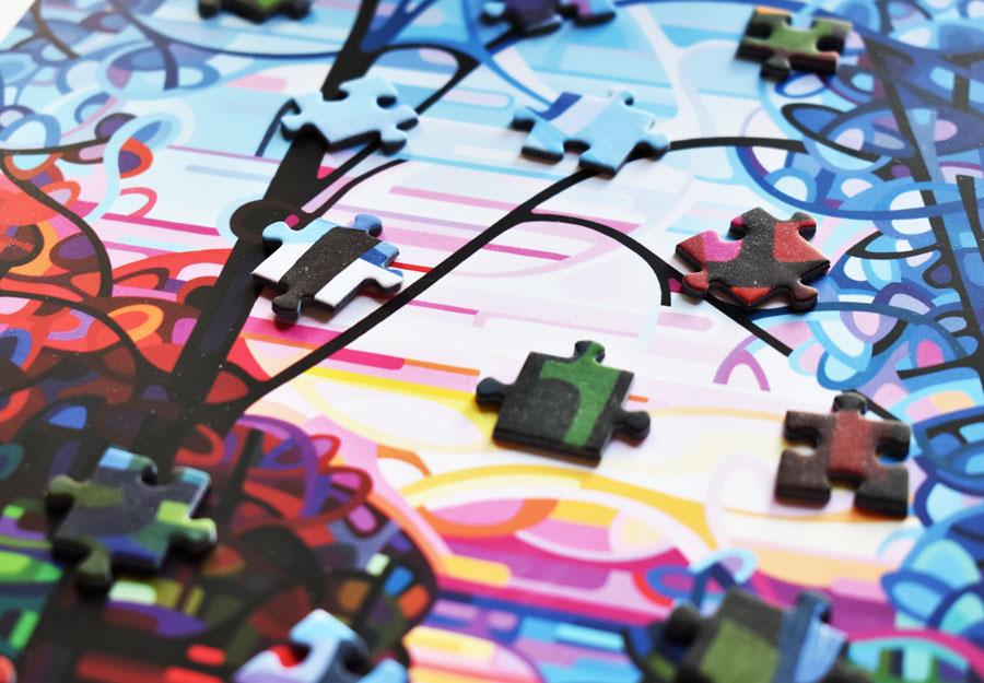 Awakening   Puzzle Art & Fable 1000 Piezas