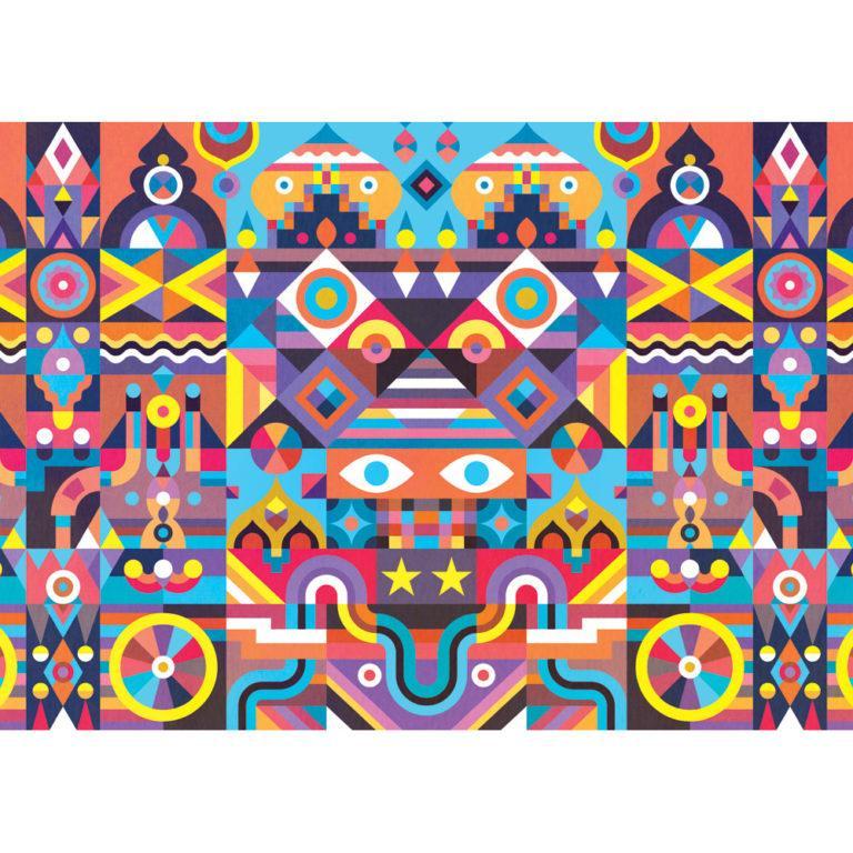 Symmetry | Puzzle Cloudberries 1000 Piezas
