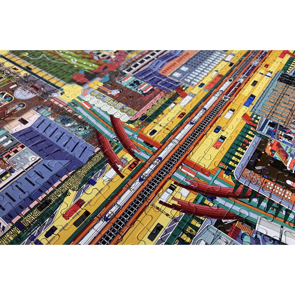 Crossroads | Puzzle Cloudberries 1000 Piezas