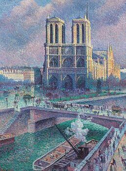 Notre-Dame   Puzzle Pomegranate 1000 Piezas