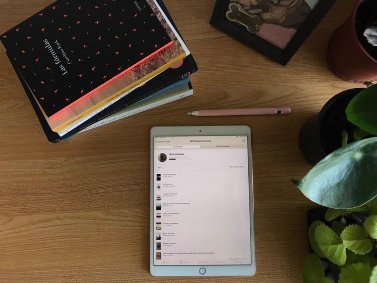 #leamosencasa Goodreads: la red social para compartir las lecturas en cuarentena