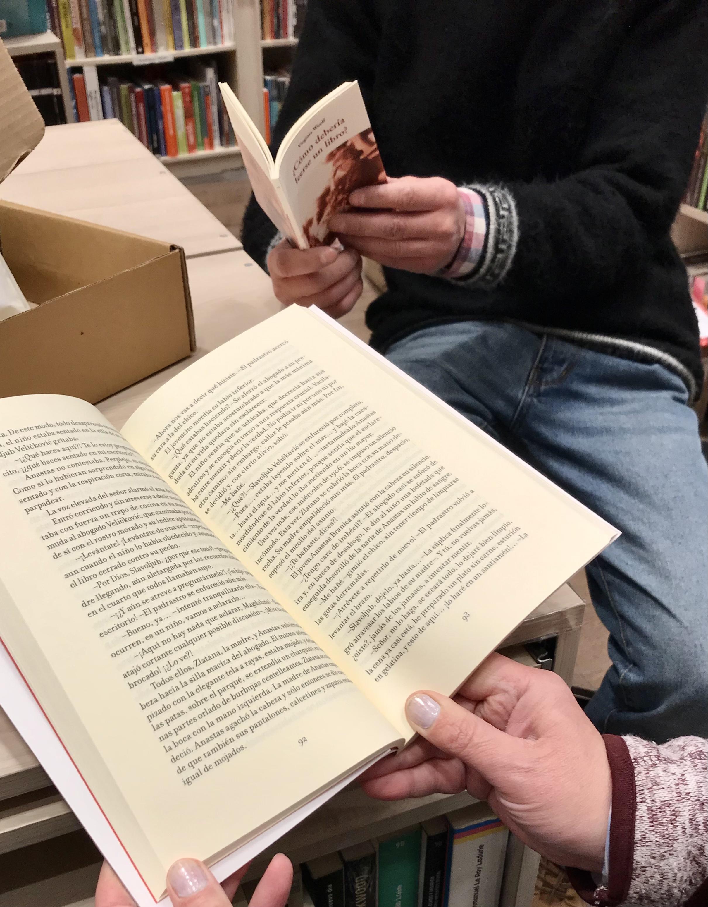 Clubes de lectura: Una experiencia colectiva