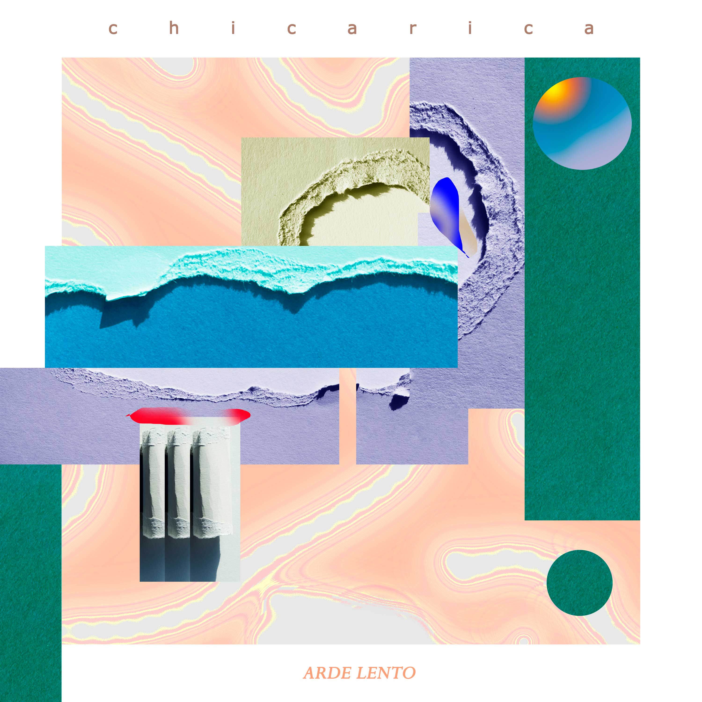 chicarica - arde lento (cassette)