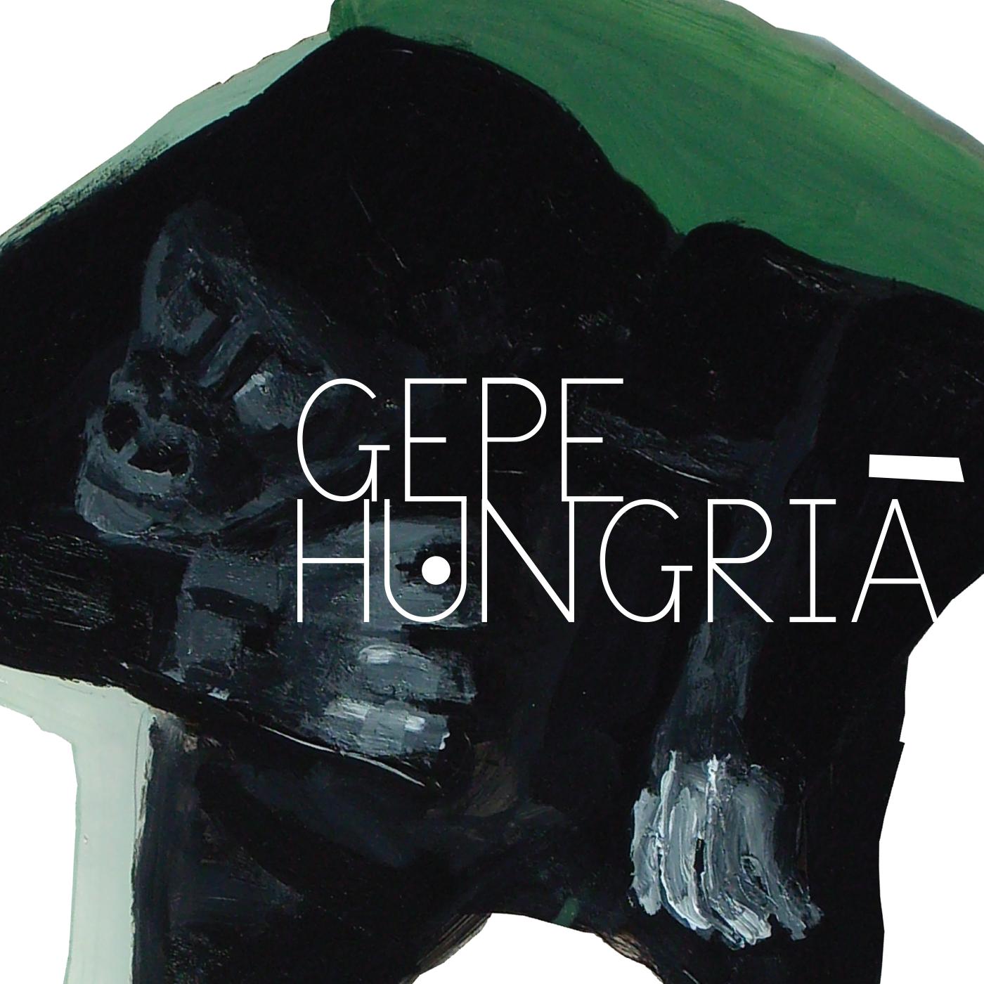 Gepe - Hungría (CD Autografiado)