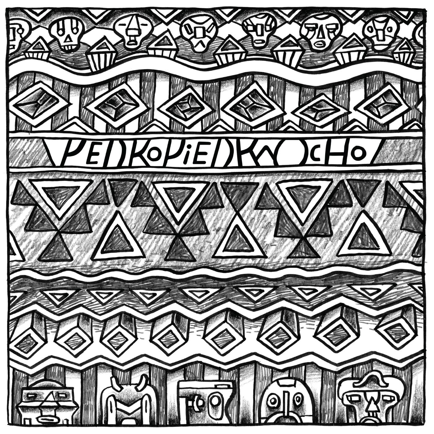 Pedropiedra - Ocho (Vinilo)