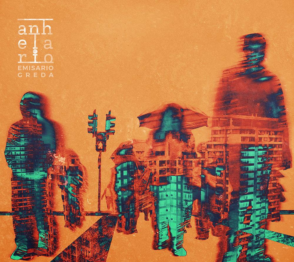 Emisario Greda - Anhelario (CD)