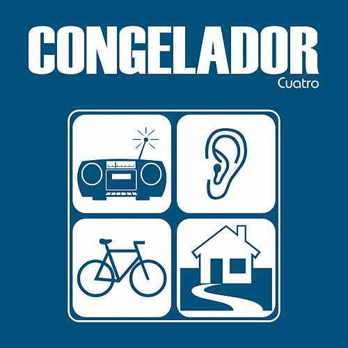 Congelador / Cuatro / CD