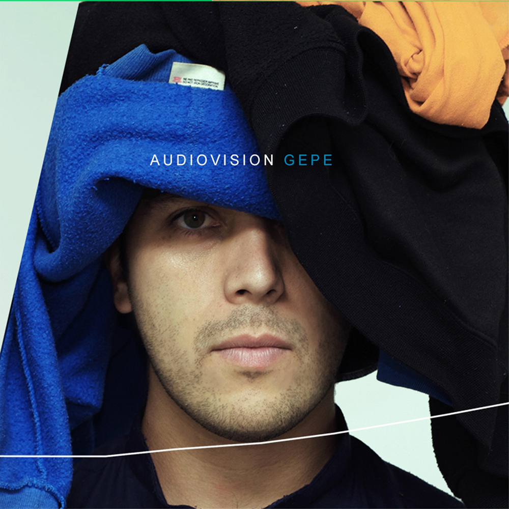 Gepe - Audiovisión (CD) - (Versión Autografiada)
