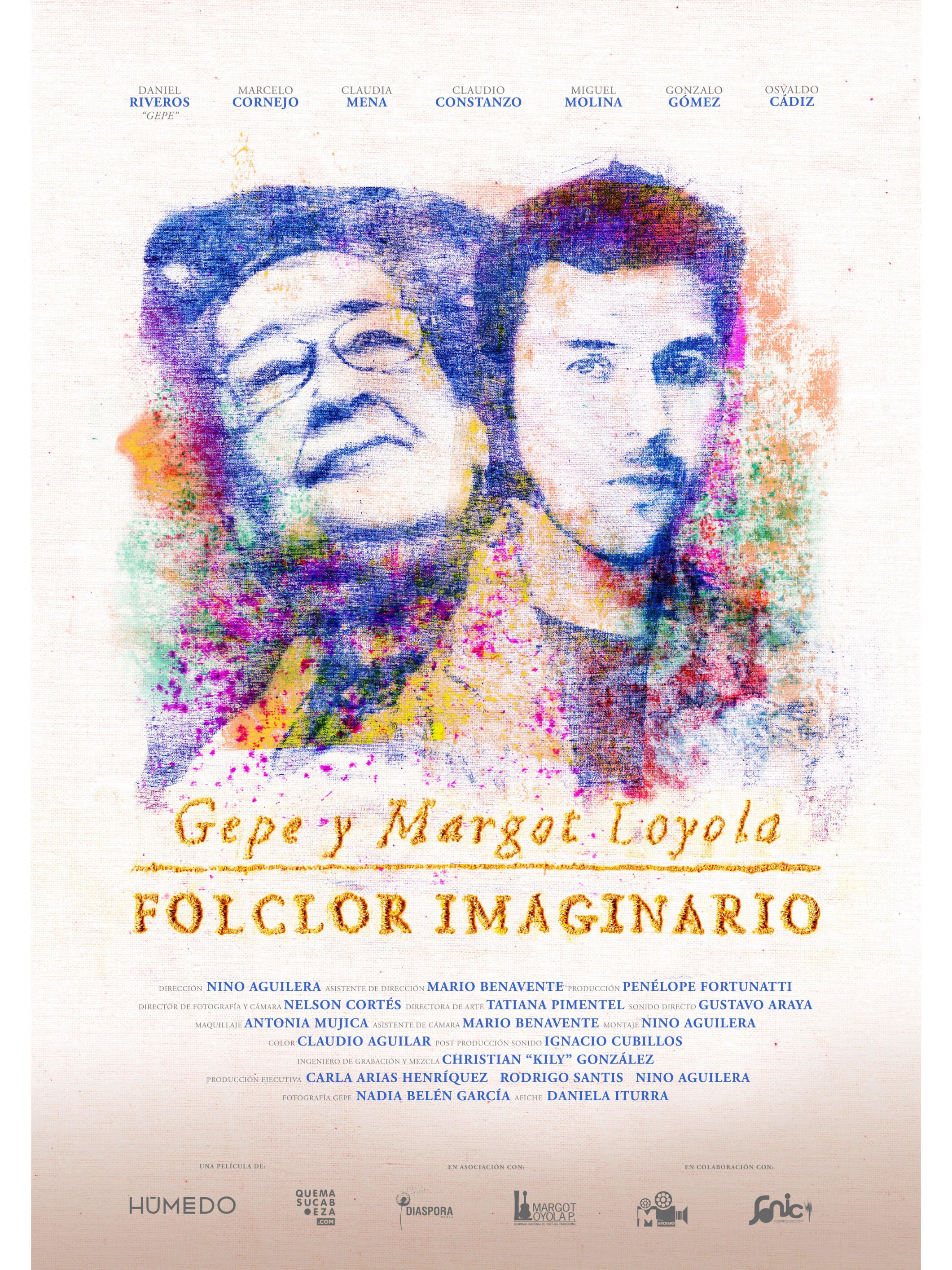 Estreno In Edit Gepe Y Margot Folclor Imaginario