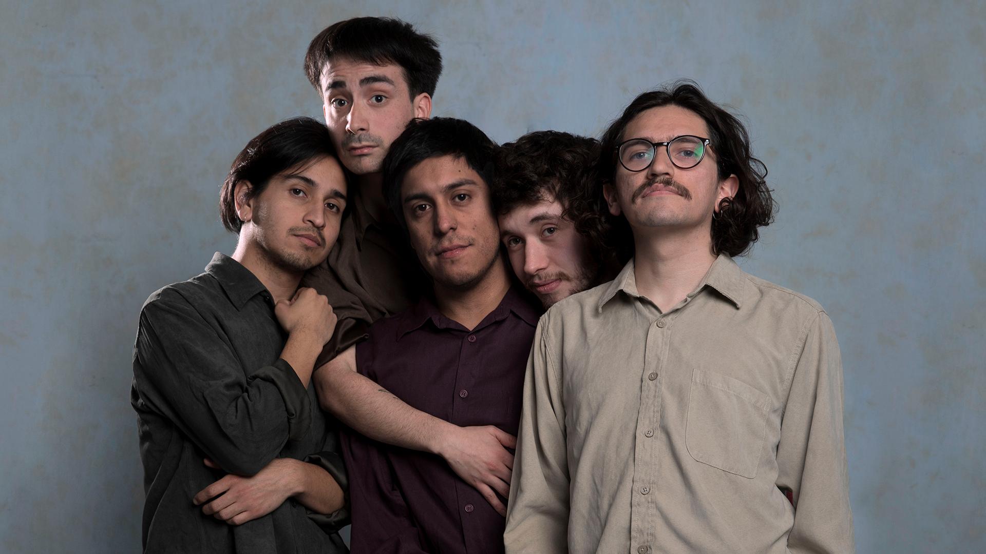 """Niños del Cerro estrena """"Durmiendo en el parque"""", primer sencillo de su epé """"Cuauhtémoc"""""""