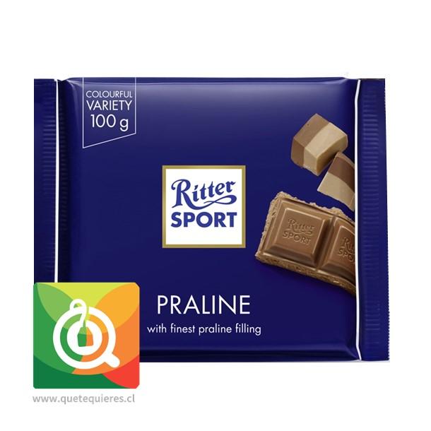 Ritter Sport Chocolate Barra Praline