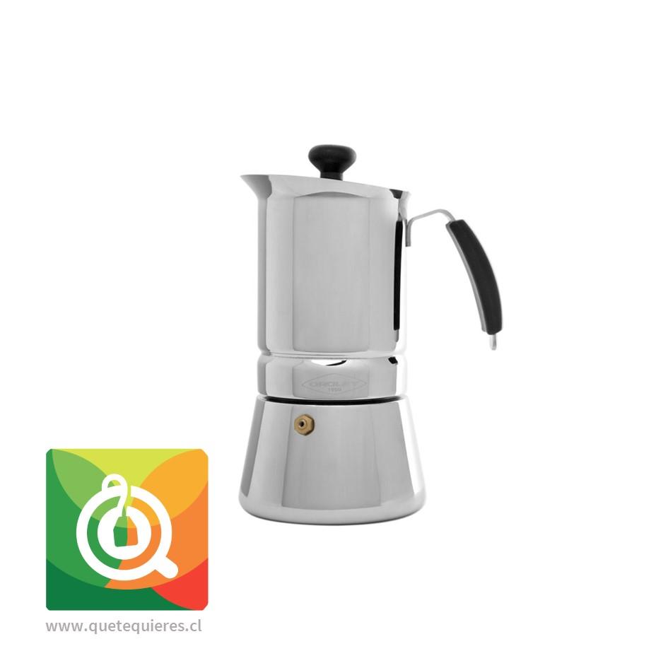 Oroley Cafetera Italiana Arges Induccion 2 Tazas - Image 1