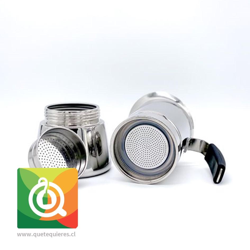 Oroley Cafetera Italiana Arges Induccion 2 Tazas - Image 2