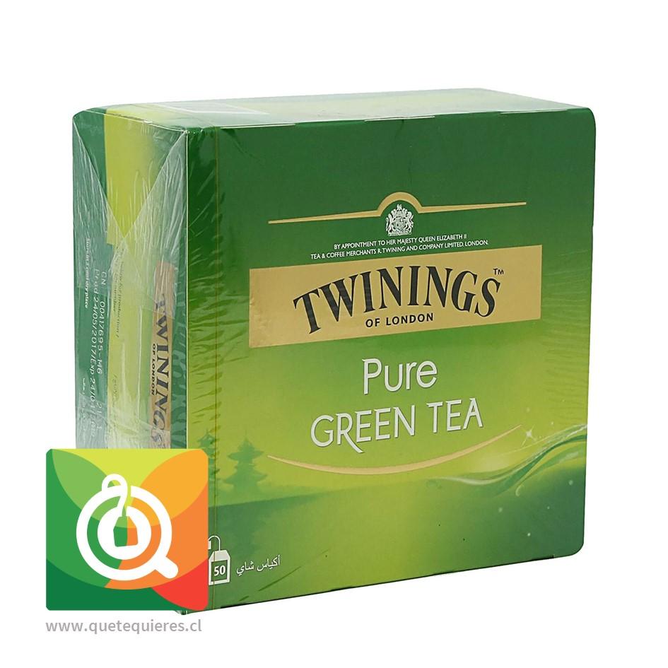 Twinings Té Verde 50 Bolsitas