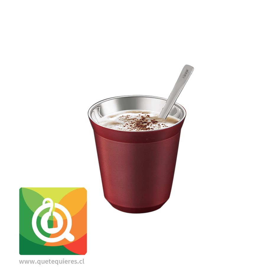 Keep Taza Espresso Rojo con Paleta