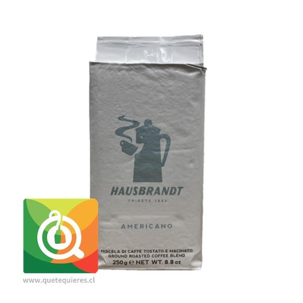Hausbrandt Café Molido Americano 250 gr
