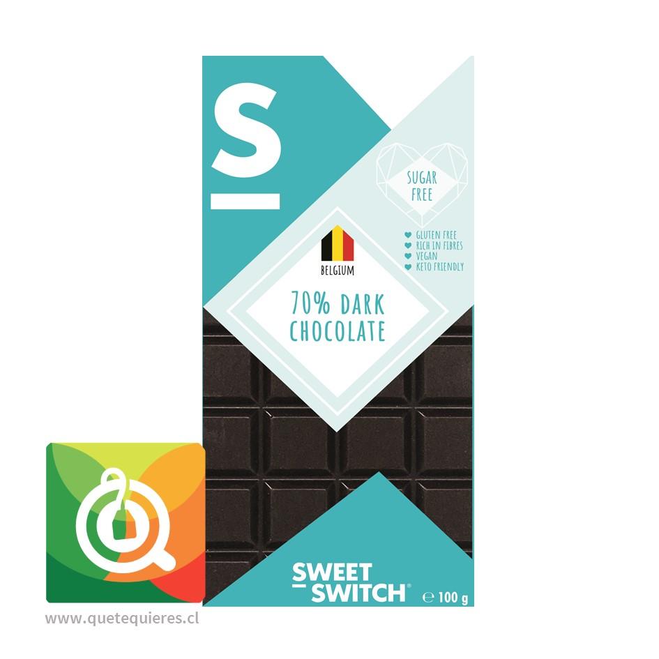 Sweet Switch Chocolate Belga Amargo 70%