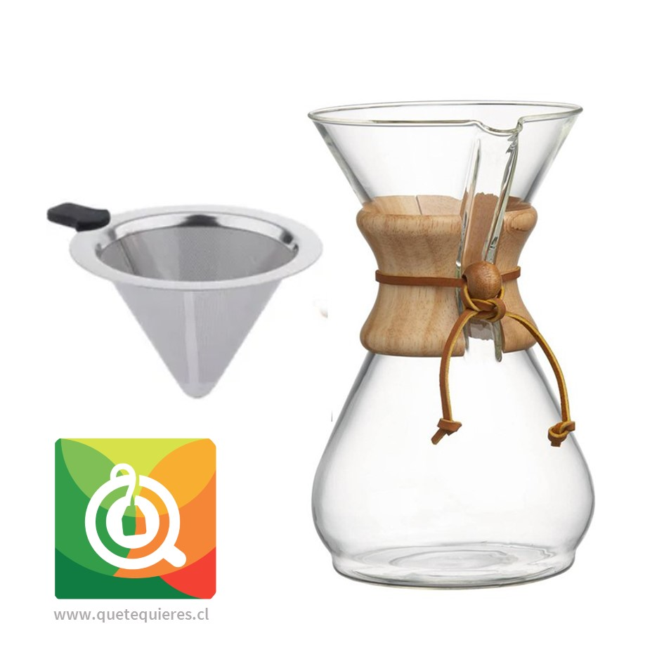 Cafetera Chemex 400 ml - Image 1