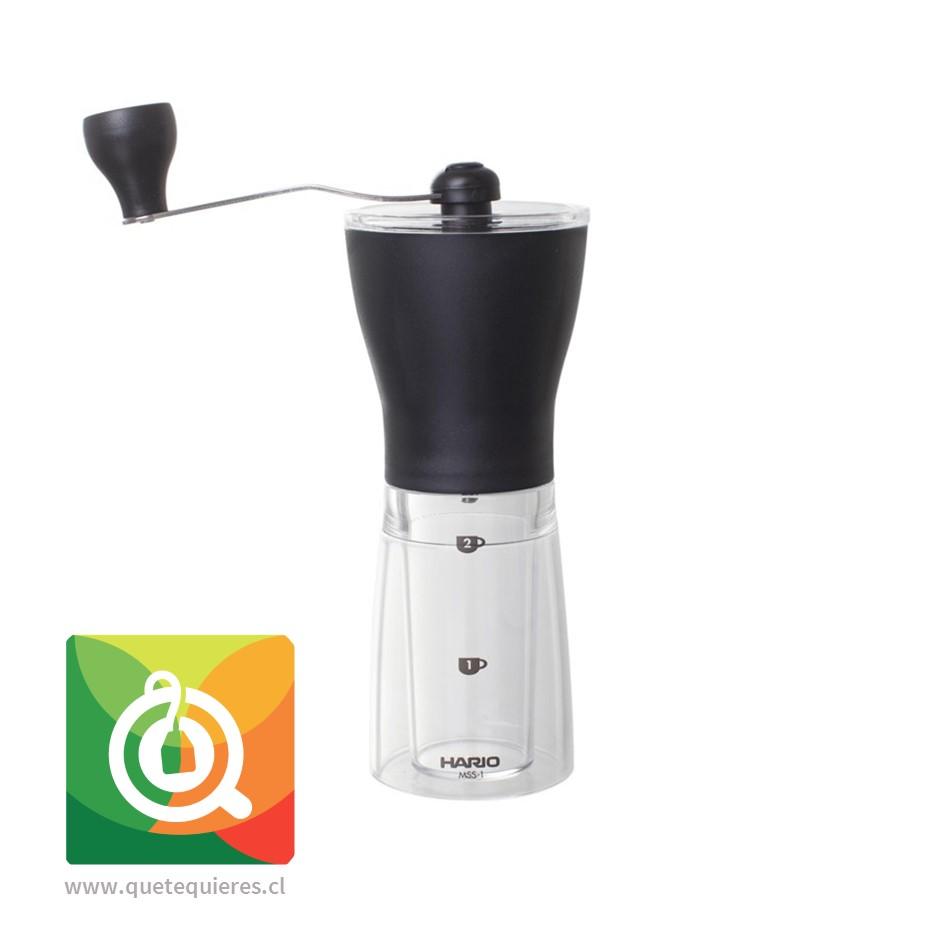 Hario Molinillo de Café Manual 24 gr