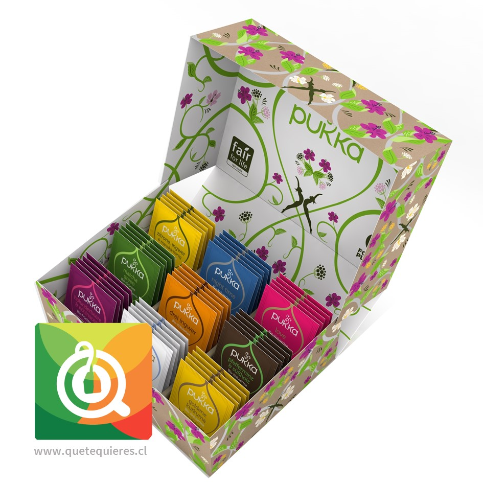 Pukka Selection Box Retail - Image 2