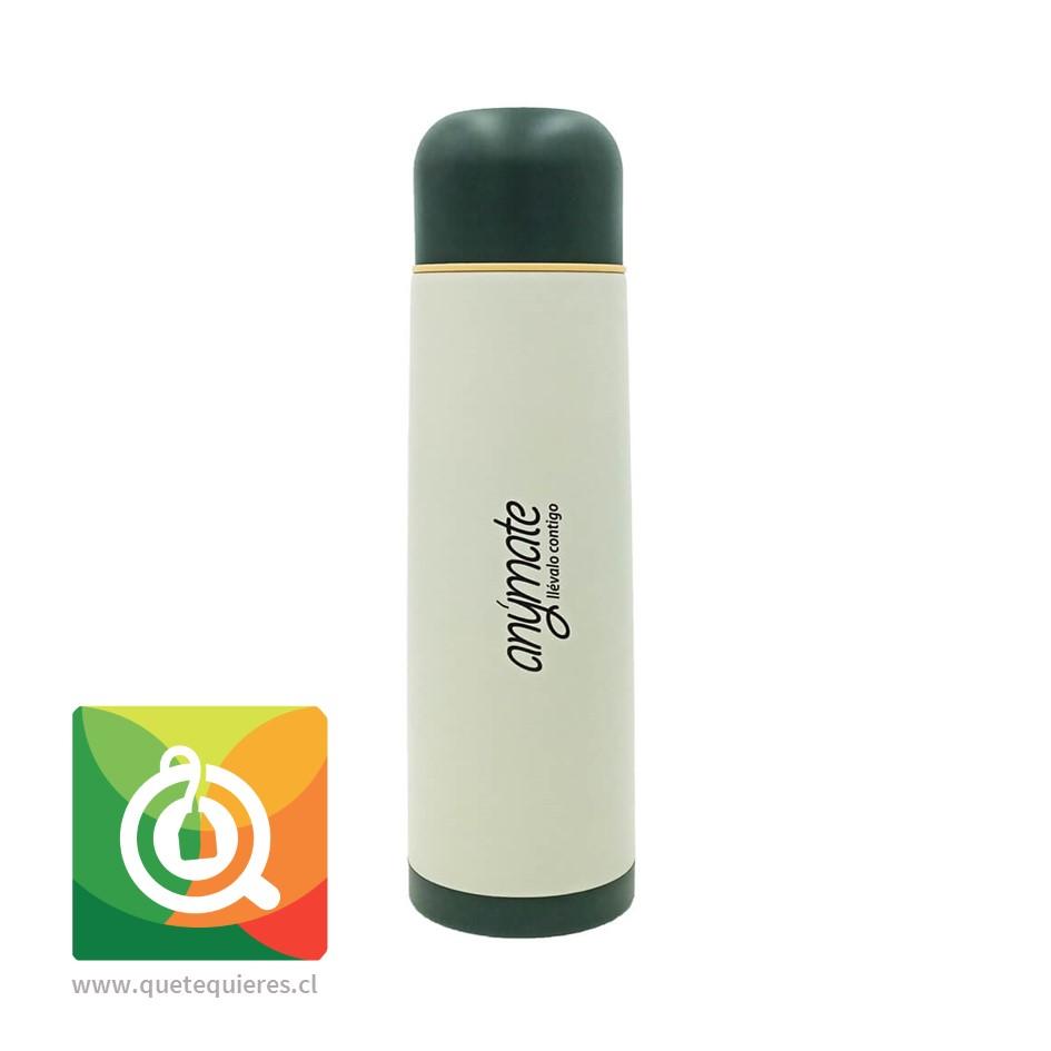Anymate Termo bala Blanco 500 ml