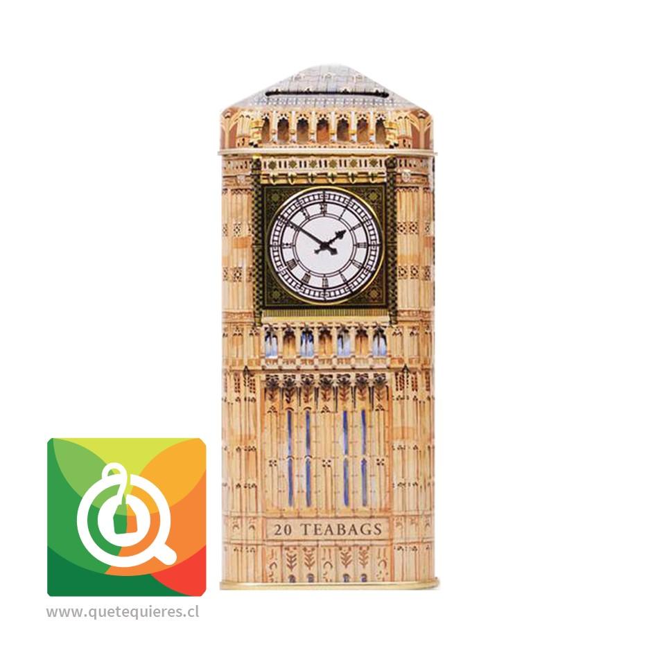Ahmad Té Negro English Breakfast Alcancía del Big Ben - Image 1