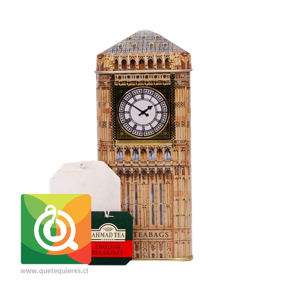 Ahmad Té Negro English Breakfast Alcancía del Big Ben - Image 2