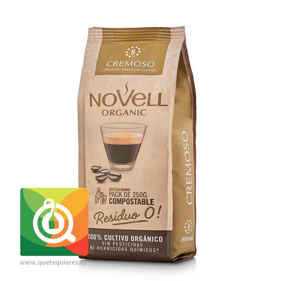 Novell Café Grano Cremoso 250 gr