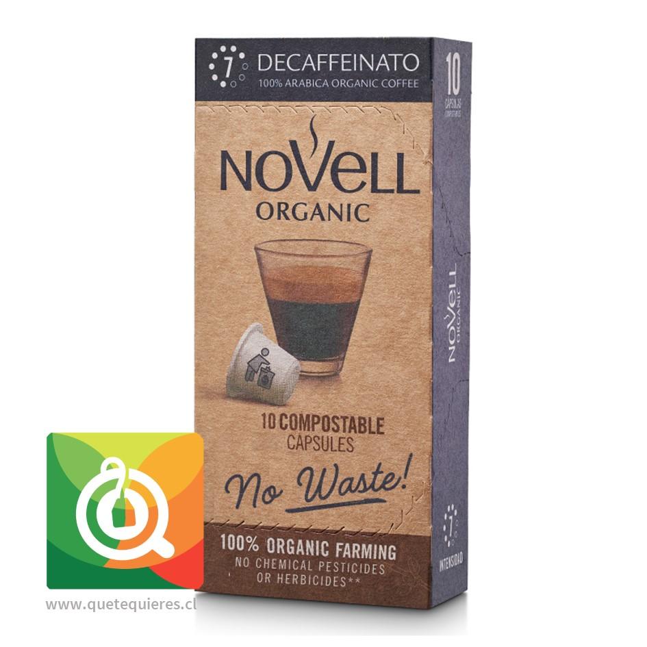 Novell Café Capsula Decaffeinato - Image 1