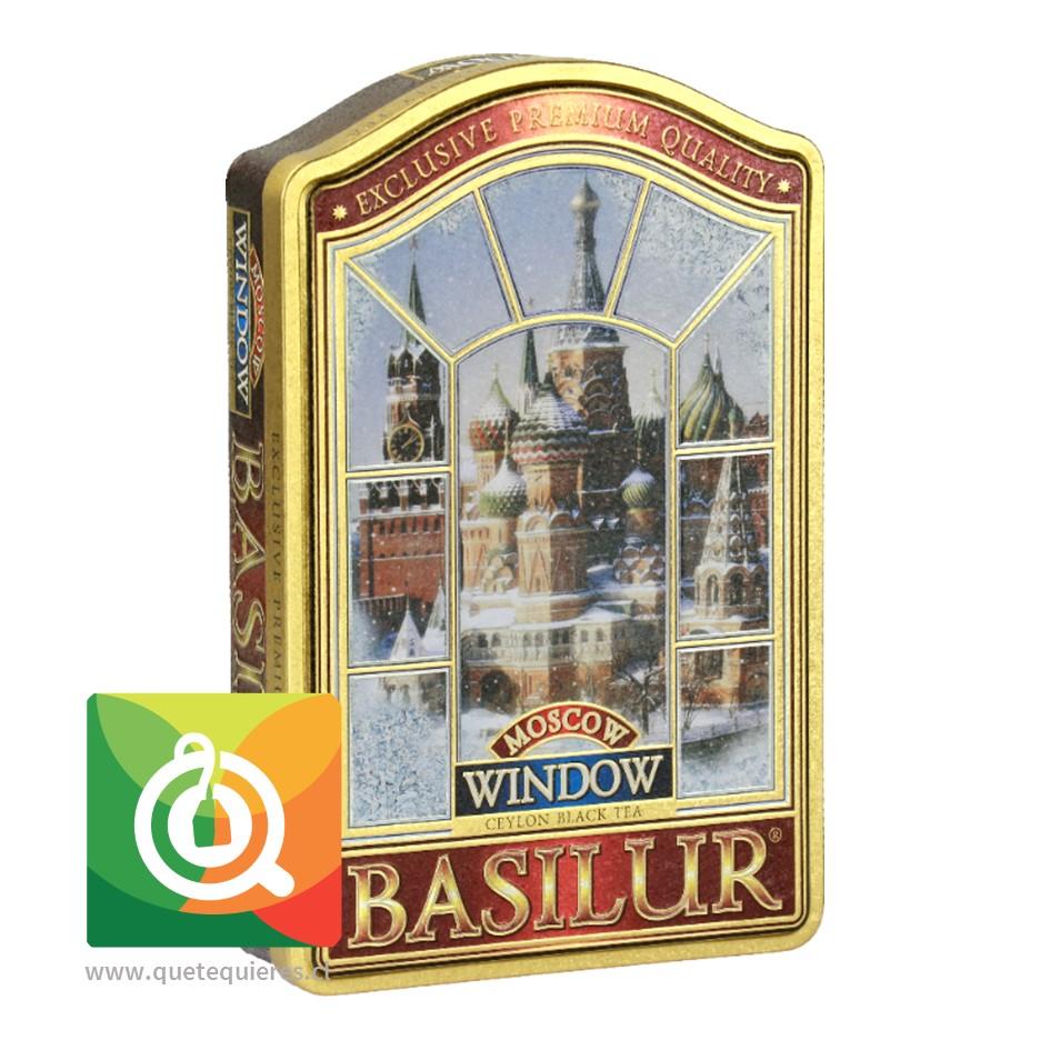 Basilur Té negro Window Moscow - Image 1