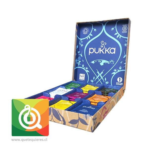 Pukka Caja con Infusiones, Tés y Hierbas - Selection Box Regular - Image 1