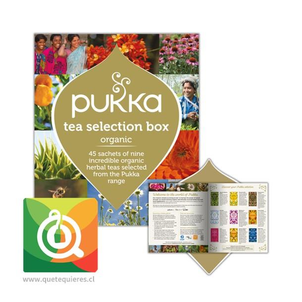 Pukka Caja con Infusiones, Tés y Hierbas - Selection Box Regular - Image 2