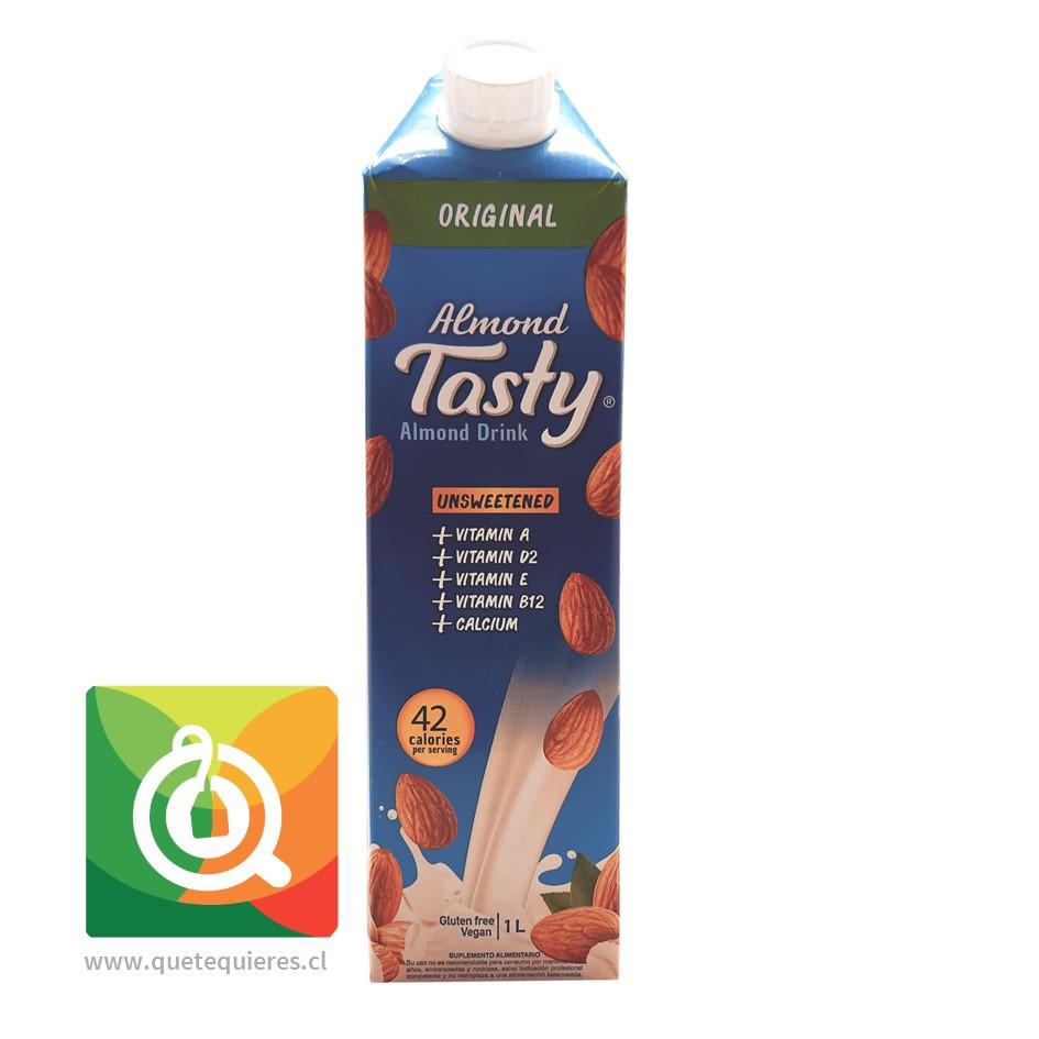 Tasty Alimento Liquido Almendra sin Azúcar