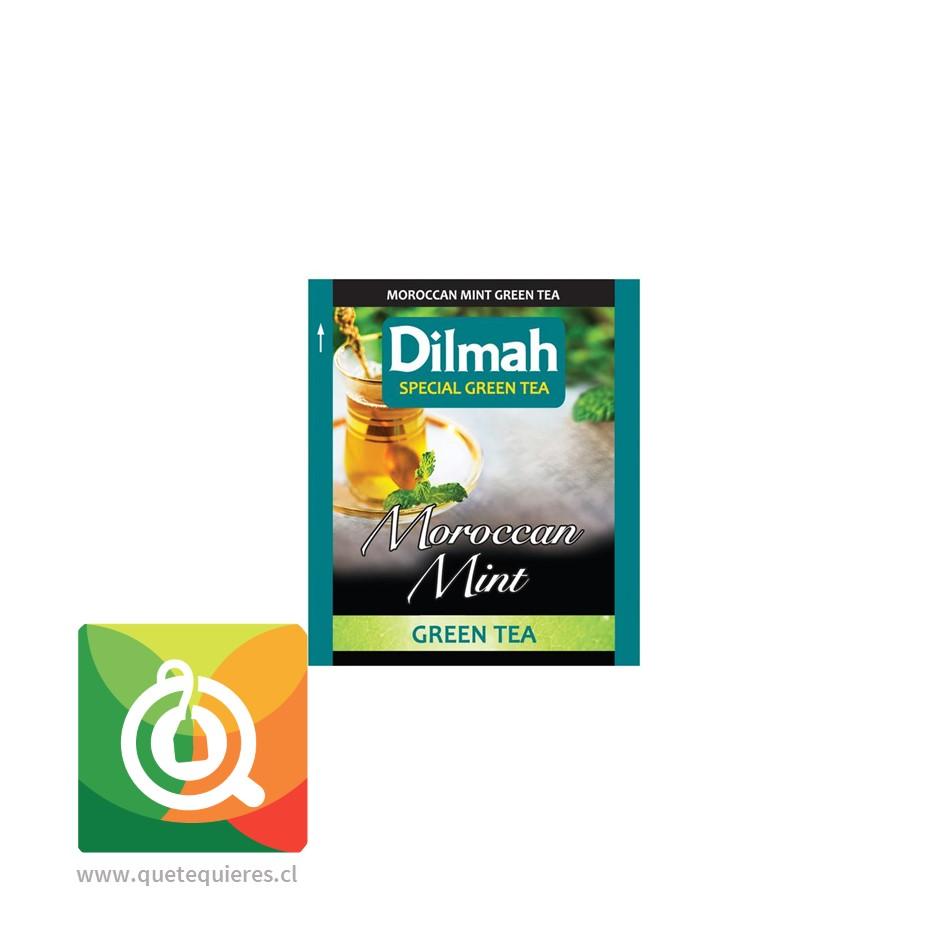 Dilmah Té Verde Menta 25 bolsitas - Image 2
