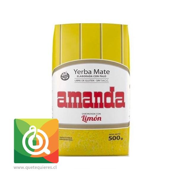 Amanda Yerba Mate Limón - Image 1