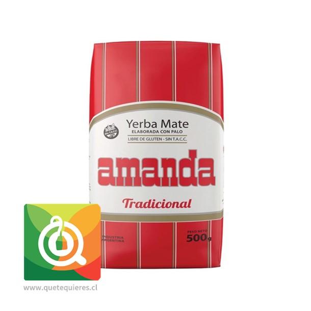 Amanda Yerba Mate Tradicional 500 gr