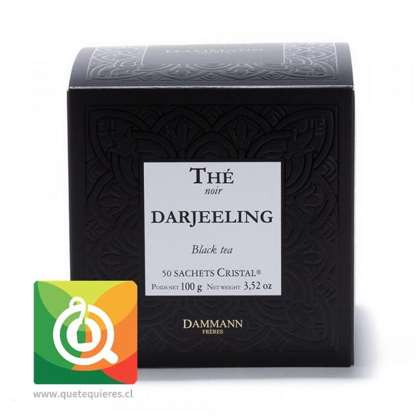 Dammann Té Negro Darjeeling- Image 1