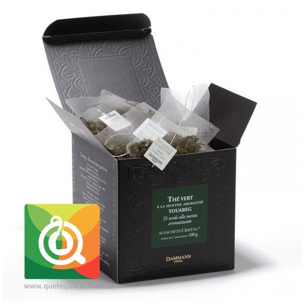 Dammann Té Verde Green Mint - Image 2