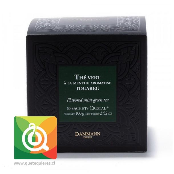 Dammann Té Verde Green Mint - Image 1